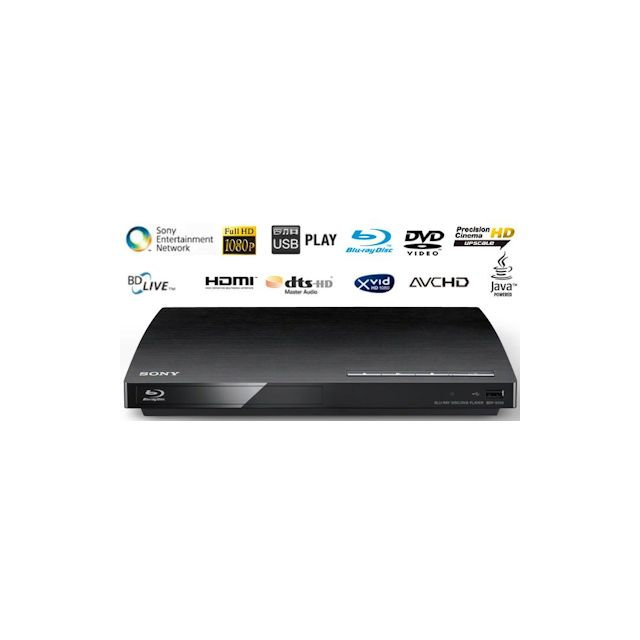 sony s190 blu ray smart dvd player mobile net we. Black Bedroom Furniture Sets. Home Design Ideas
